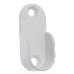 Support Extremite 30x15 Blanc  Supports Extremite