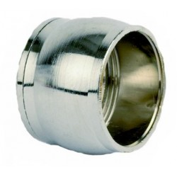 Support Tringle Embrasure D16 Chrome