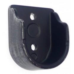 Naissance Tringle D28 Noir Brosse
