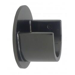 Naissance Tringle D28 Nickel Noir