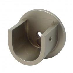 Naissance Tringle D20 Nickel Givre