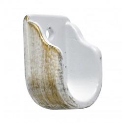Naissance Tringle D19 Blanc Brosse