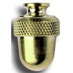 Gland H29mm Monobloc Laiton Poli Glands