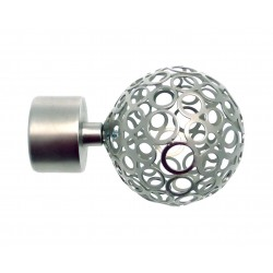 Embout D28 Sinope Nickel Givre Embouts Sinope