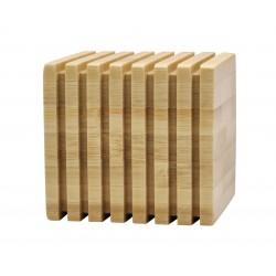 Embout D28 Cube Strie Clair Embouts Cube Strié