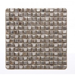 Embout D28 Chic Nickel Mat Embouts Chic