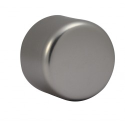 Embout D28 Bouchon Nickel Givre Embouts Bouchon