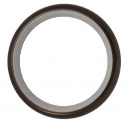 Anneau Tringle Simple D30x38 Bronze Antic