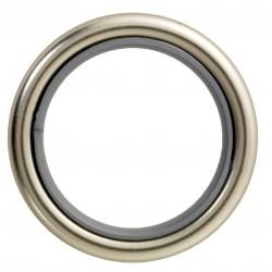 Anneau Tringle Simple D28x39 Nickel Mat