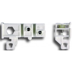 Garniture Poulie /24x16 Ss Fenetre Blanc Garnitures Poulie pour rail