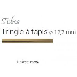 Tringle Laiton à tapis ø 12,7 mm