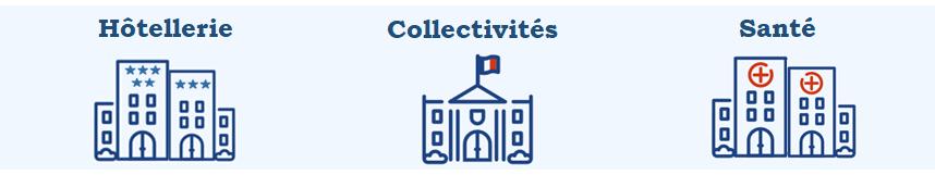 Linge de Lit Non Feu - Hôtel, Santé et Collectivités